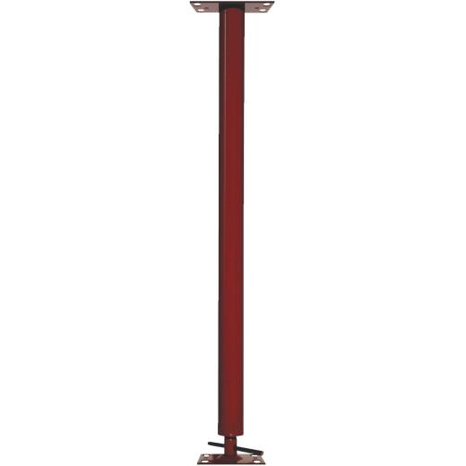 Akron 8 Ft. 0 In. to 8 Ft. 4 In. 11,200 Lb. Capacity Steel Adjustable Mono Post