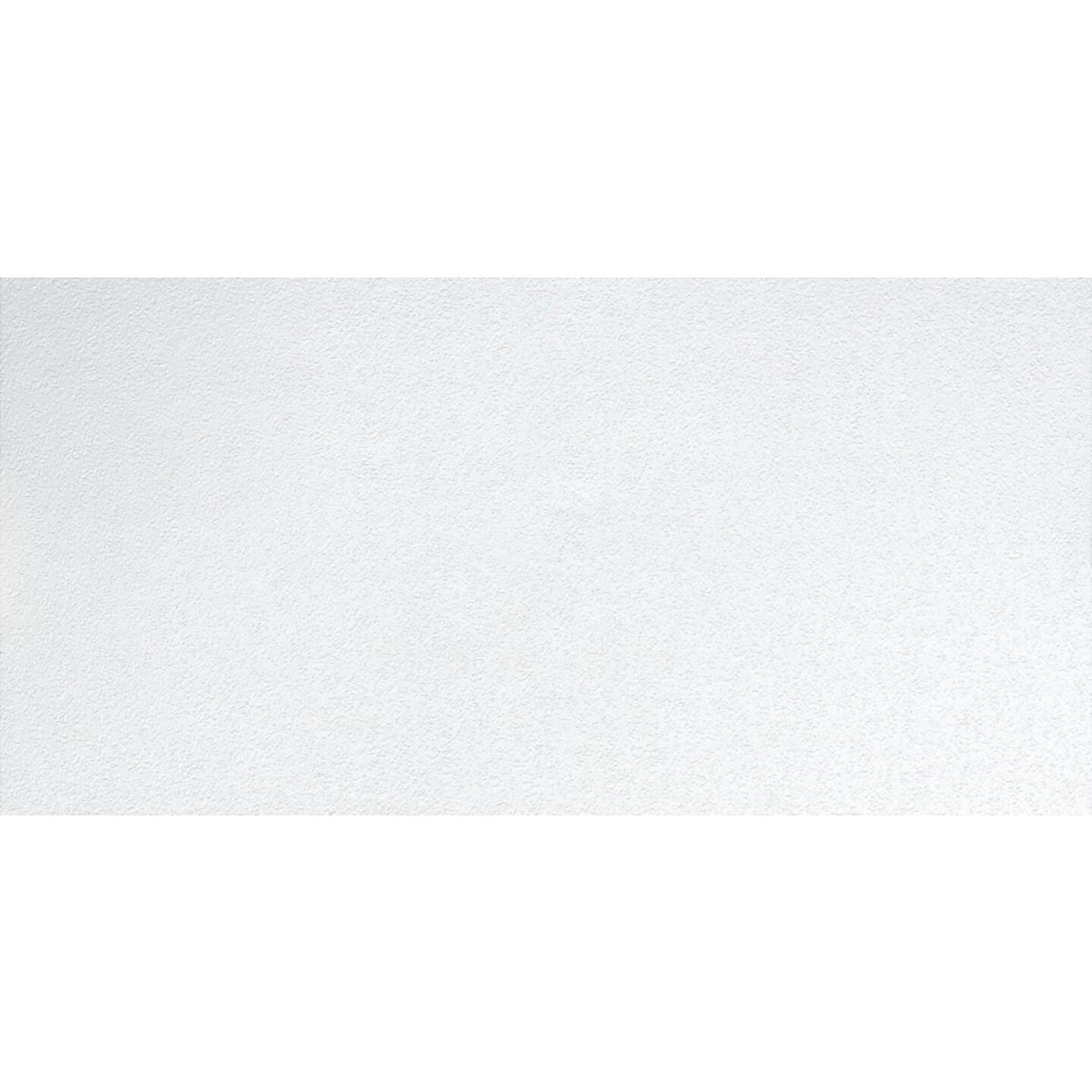 BP LifeStyle Fissured 2 Ft. x 4 Ft. White Wood Fiber Suspended Ceiling Tile (8-Count) Image 3