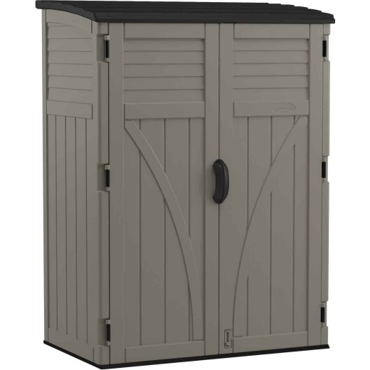 Suncast 54 Cu. Ft. Vertical Storage Shed