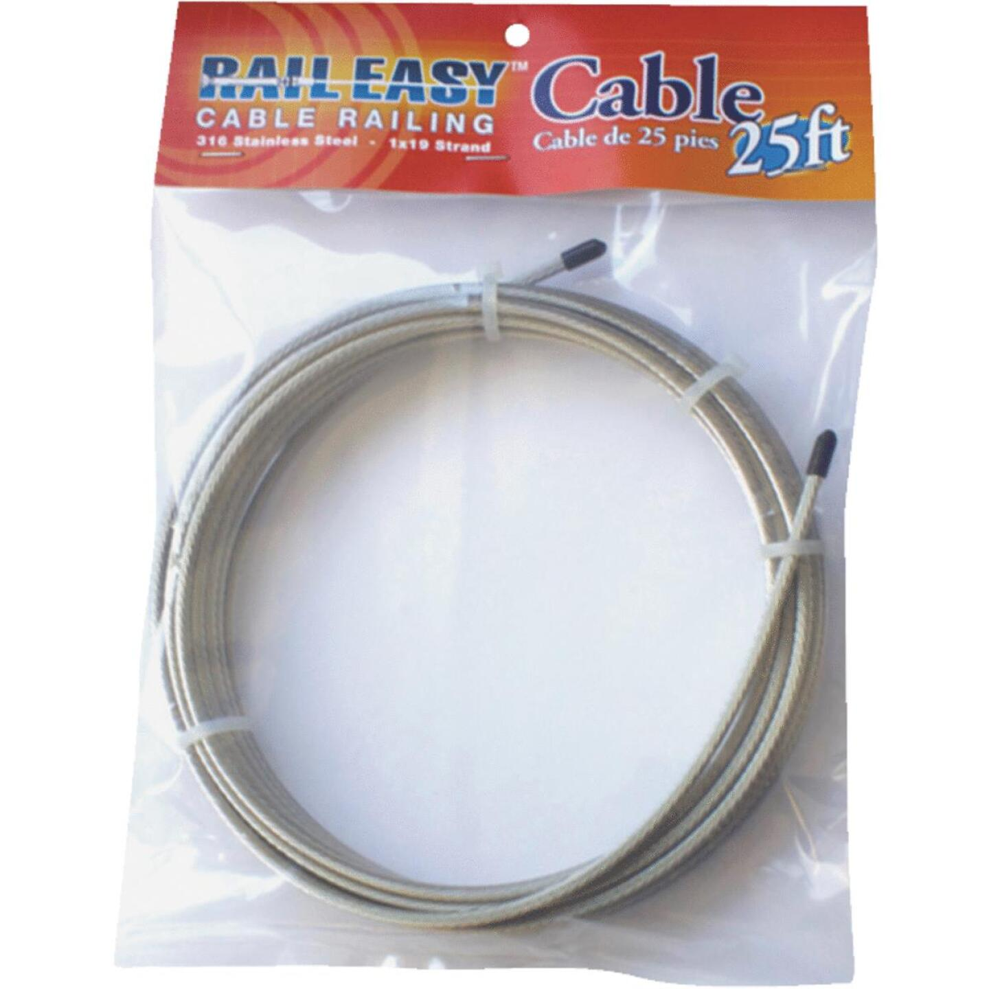 Atlantis Rail System RailEasy 25 Ft. Railing Cable Image 2
