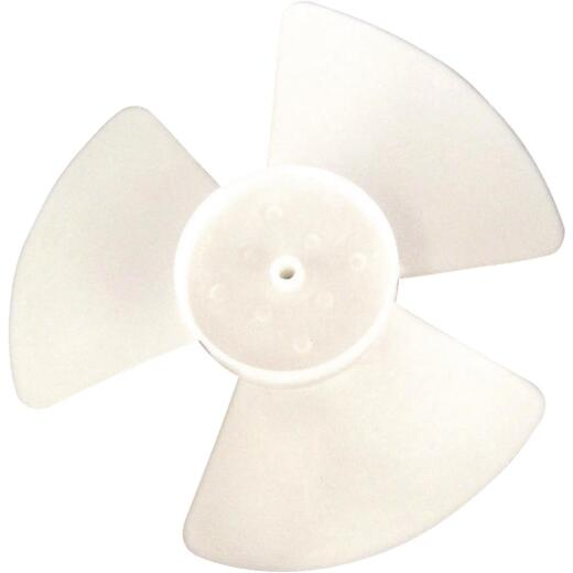 United States Hardware 6-1/2 In. Plastic Mobile Home Exhaust Fan Blade