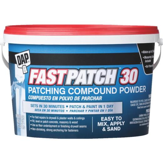 DAP FASTPATCH 3.5 Lb. White Patching Compound