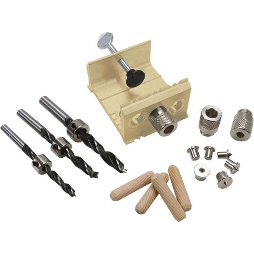 General Tools E-Z Pro Doweling Jig Kit