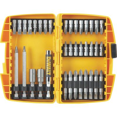 DeWalt 37-Piece Screwdriver Bit Set