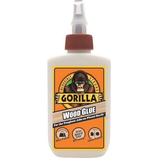 Gorilla 4 Oz. Wood Glue