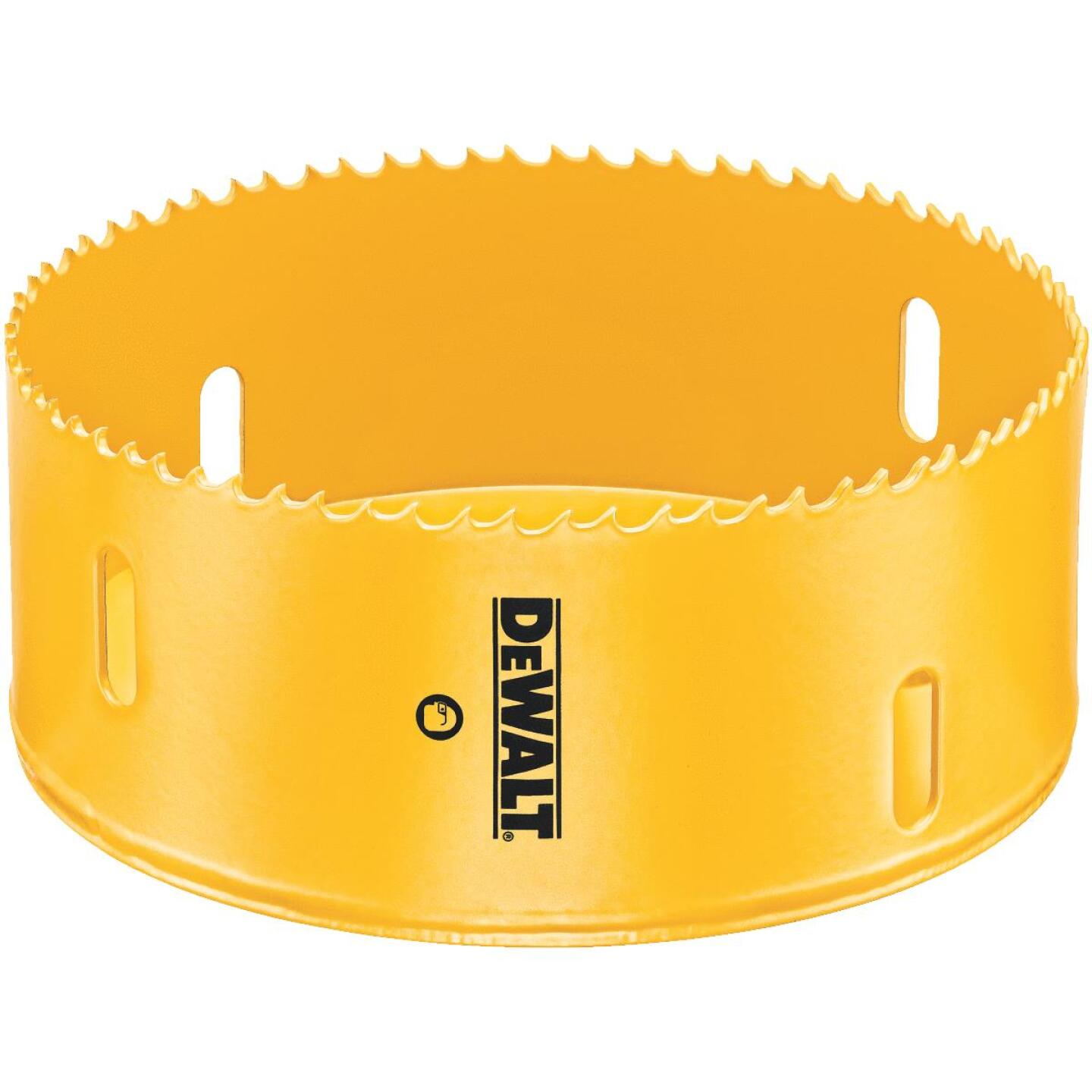 DeWalt 3-1/2 In. Bi-Metal Hole Saw Image 1