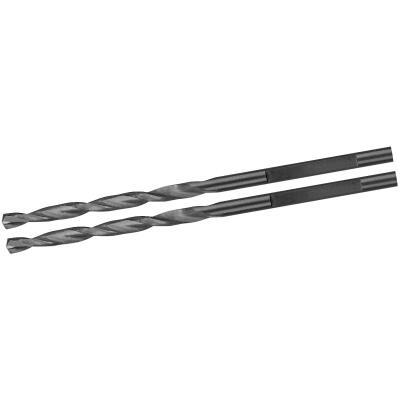 DeWalt #6 Black Oxide Drill & Drive Replacement Drill Bit (2-Pack)