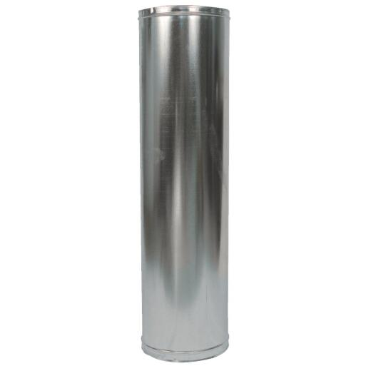 Comfort Flame IHP Pipe 48 In. x 8 In. Fireplace Pipe & Firestop