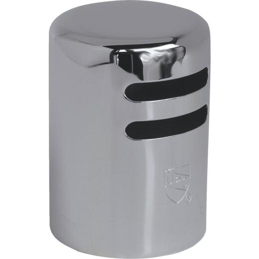 Lasco Chrome Dishwasher Air Gap Cap