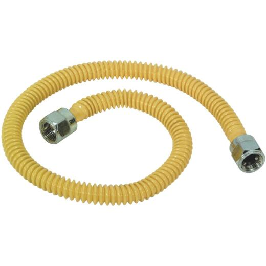 Watts 3/8 In. x 34 In. Flexible Gas Connector