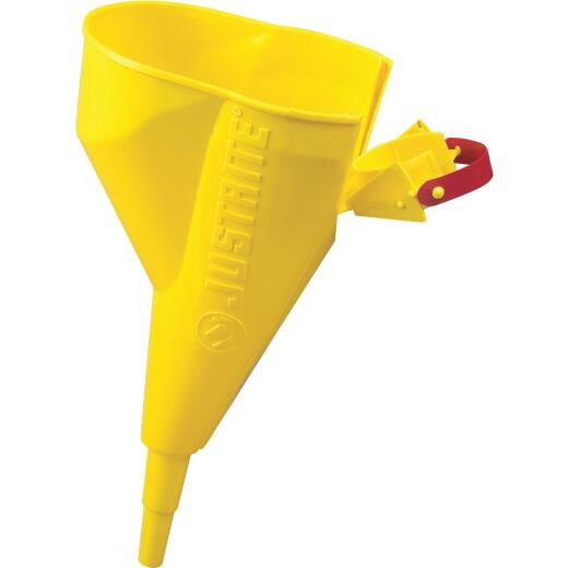 Justrite Polypropylene Type I Safety Can Funnel