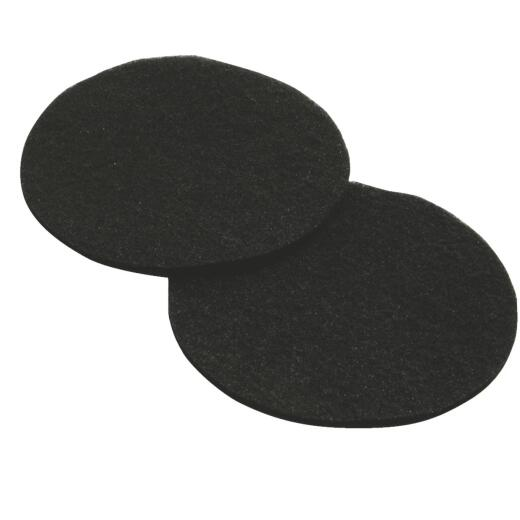 Norpro 5 In. Dia. Ceramic Compost Keeper Filter Set (2-Count)