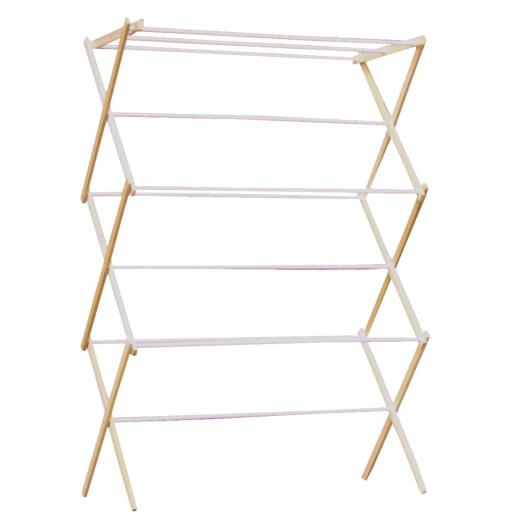Madison Mill Wood Clothes Drying Rack