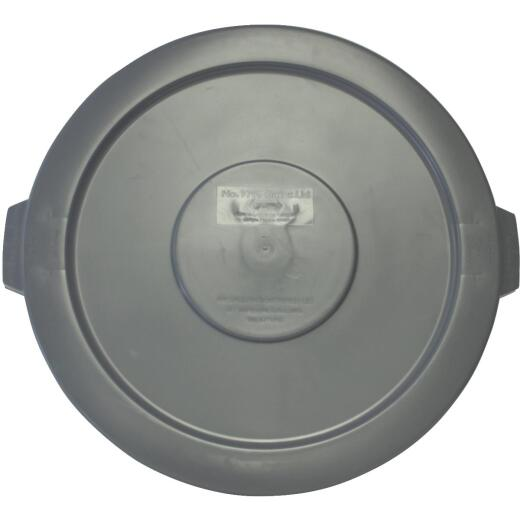 Gator Gray Trash Can Lid for 44 Gal. Trash Can