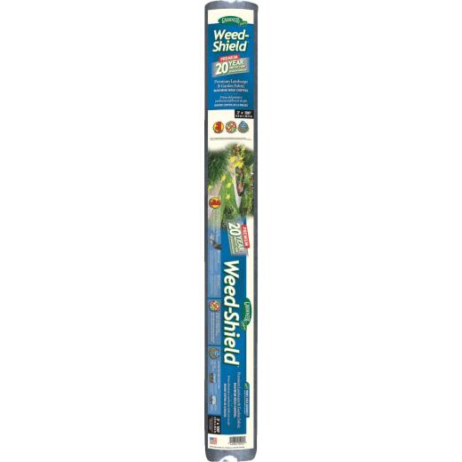 Gardeneer Weed-Shield 3 Ft. W. x 100 Ft. L. Wicking Fabric 20-Year Landscape Fabric