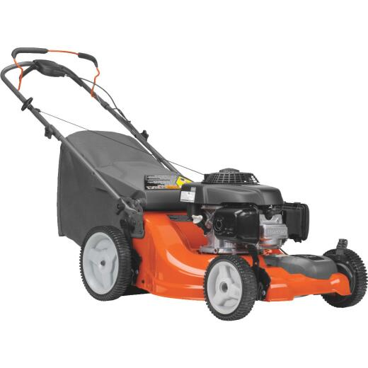 Husqvarna LC221FH 21 In. 160cc OHV Honda Front Wheel Drive Self-Propelled Gas Lawn Mower