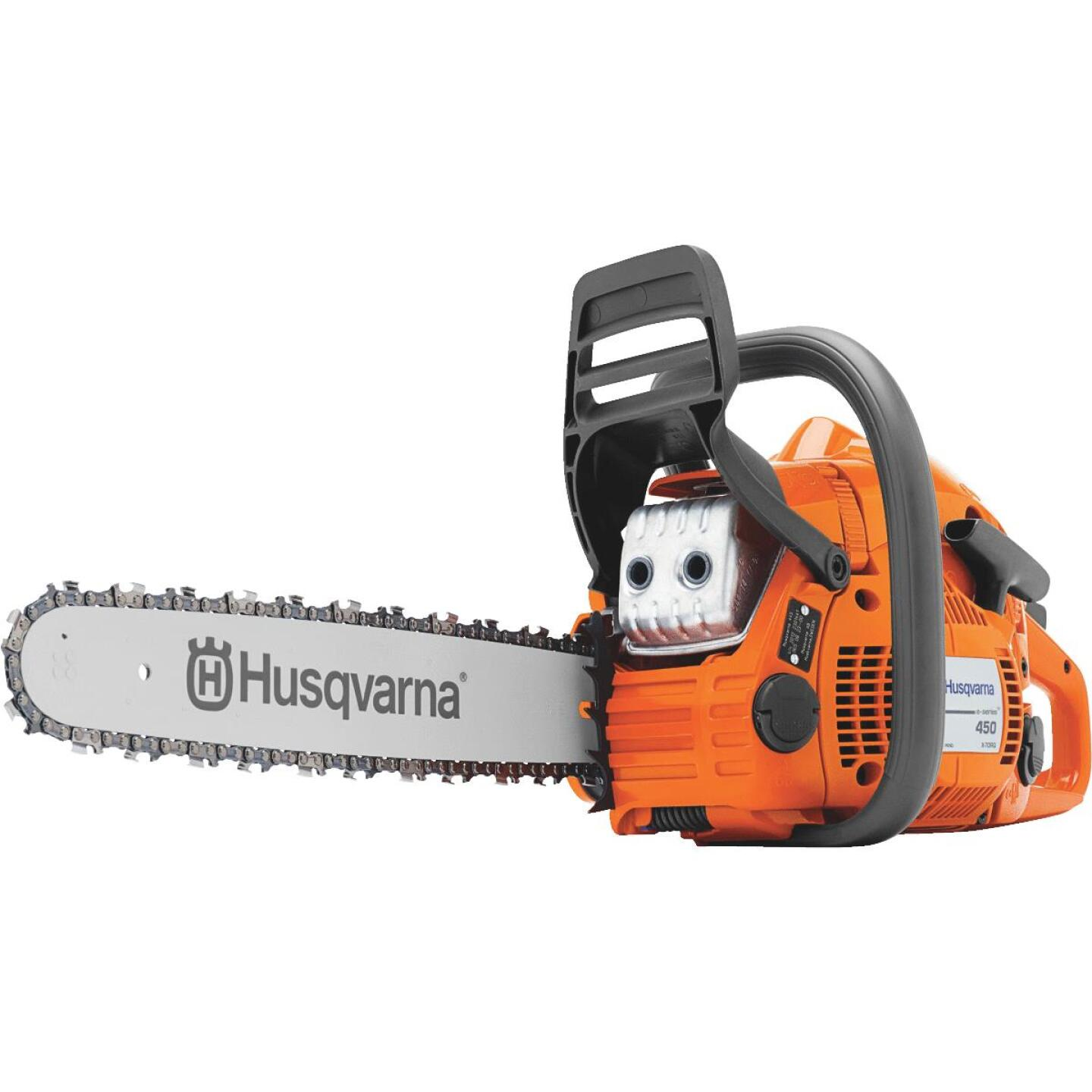 Husqvarna 450 20 In. 50.2 CC Gas Chainsaw Image 1