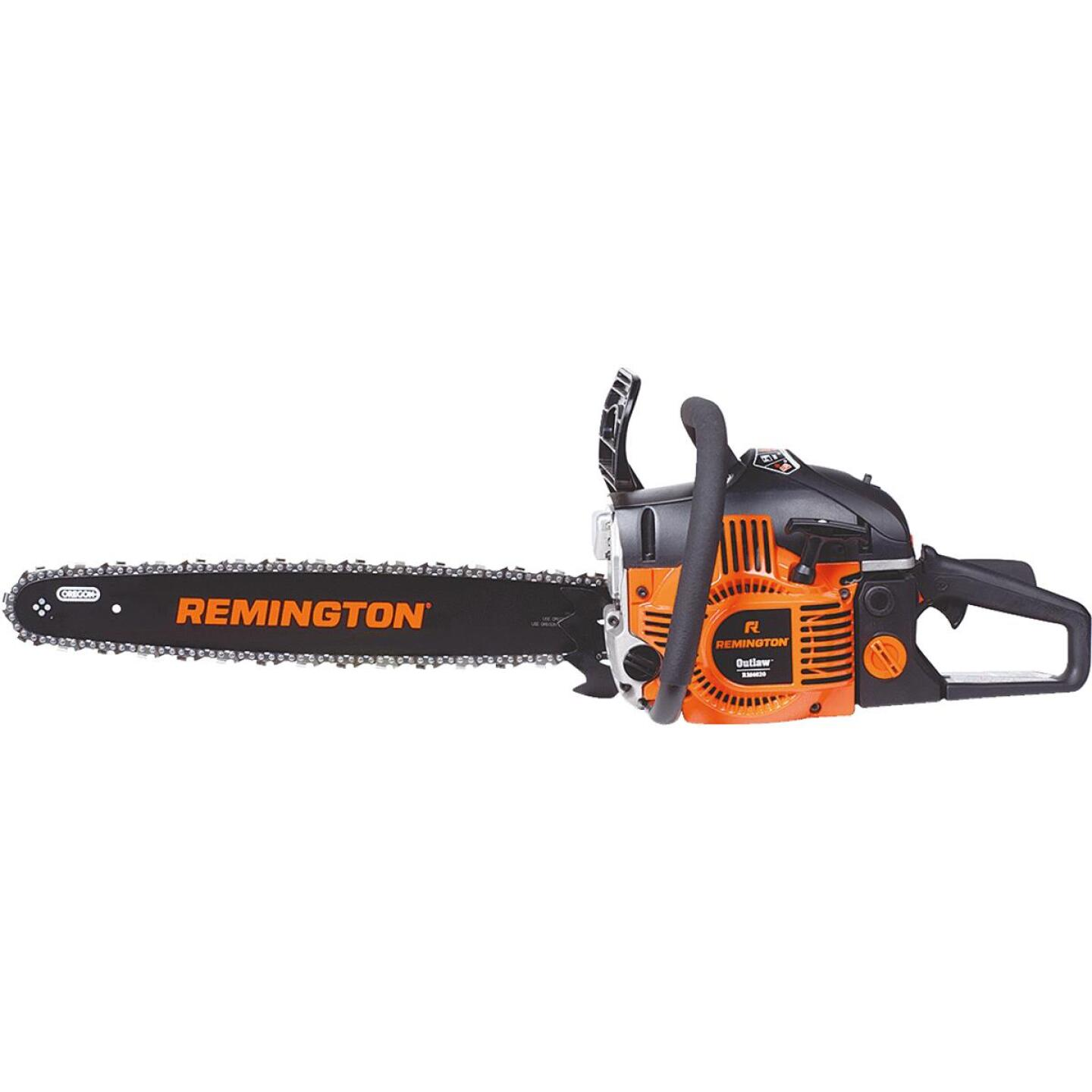 Remington Outlaw RM4620 20 In. 46 CC Gas Chainsaw Image 1