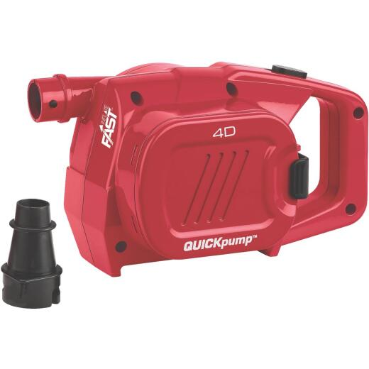 Coleman 4D Battery Operated QuickPump Air Pump