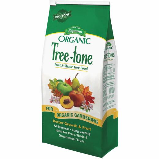 Espoma Tree-tone 18 Lb. 6-3-2 Organic Tree & Shrub Fertilizer