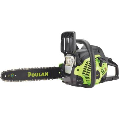 Poulan PL3314 14 In. 33 CC Gas Chainsaw