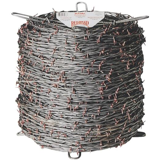Keystone Red Brand 1320 Ft. x 15.5 Ga. 2 Pt. Barbed Wire
