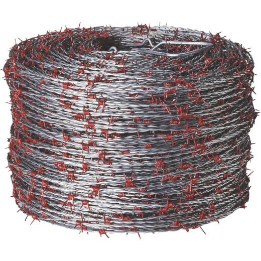 Keystone Red Brand 1320 Ft. x 15.5 Ga. 4 Pt. Barbed Wire
