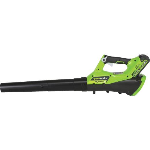 Greenworks G-Max 100 MPH 40V Axial Brushless Lithium Ion Cordless Blower