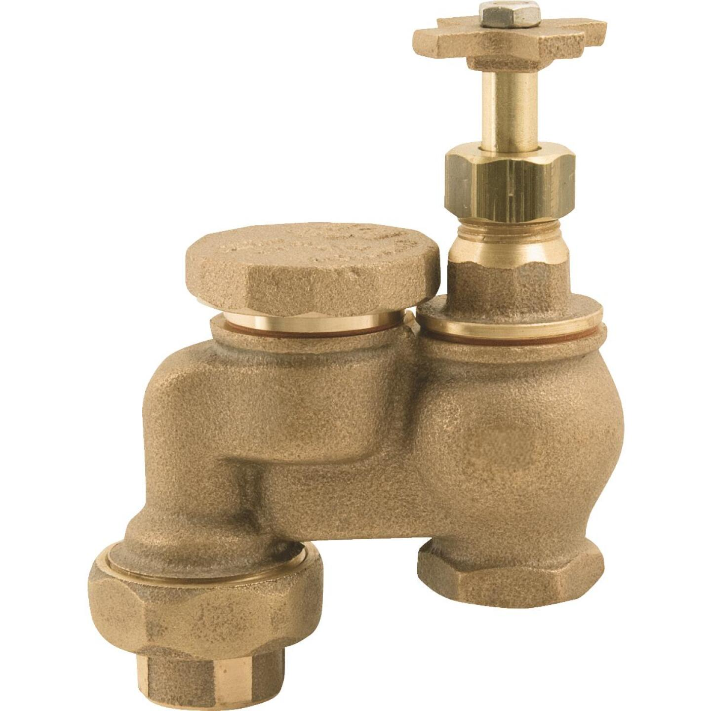 Champion 3/4 In. 25 to 150 psi Anti-Siphon Valve with Union Image 1