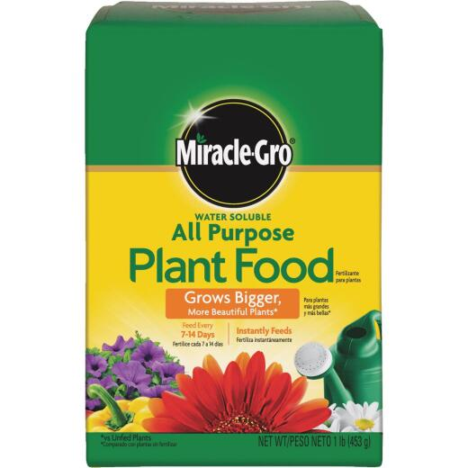 Miracle-Gro 1 Lb. 24-8-16 All Purpose Dry Plant Food
