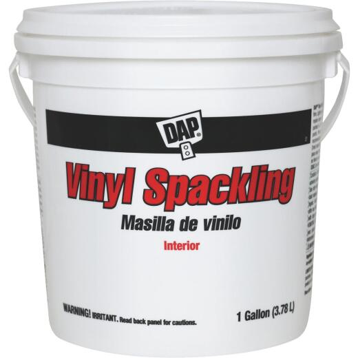 DAP 1 Gal. Heavy-Duty Vinyl Interior Vinyl Spackling Compound