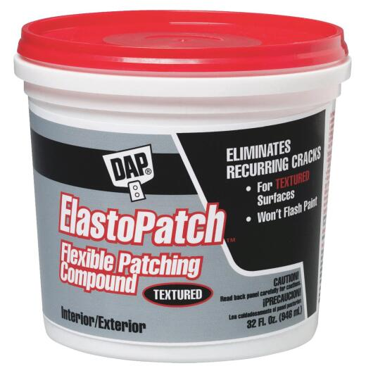 DAP ElastoPatch Quart Off-White Patching Compound