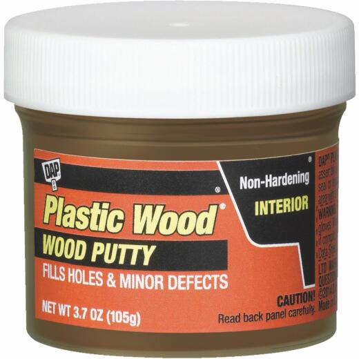DAP Plastic Wood 3.7 Oz. Maple Wood Putty