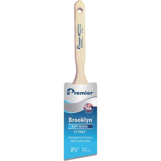 Brooklyn 2-1/2 In. Angle Sash CT Paint Brush