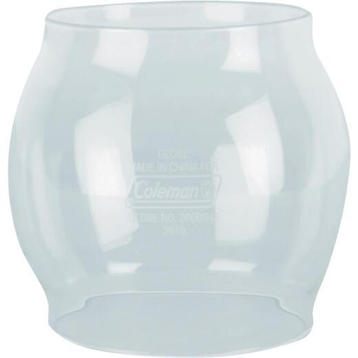 Coleman 4-3/16 In. H. x 3-1/2 In. Dia. Bulge Lantern Globe