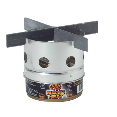 Scientific Utility Magic Heat 1-Burner Diethylene Glycol Camp Stove