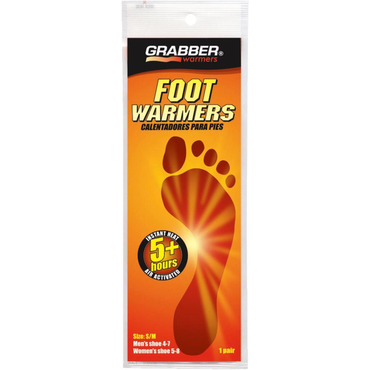 Grabber Small/Medium Foot Warmer Image 1